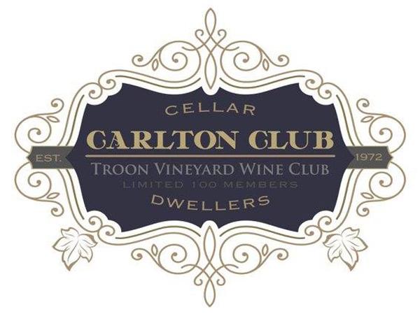 Troon Cellar Club Logo