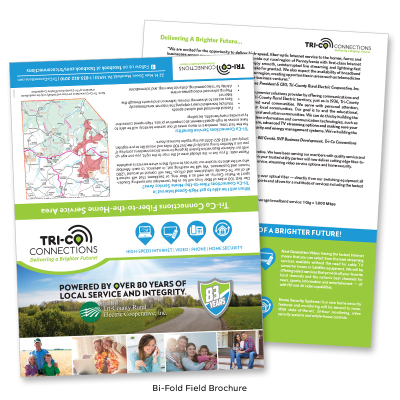 Tri-Co Connections Field Brochure