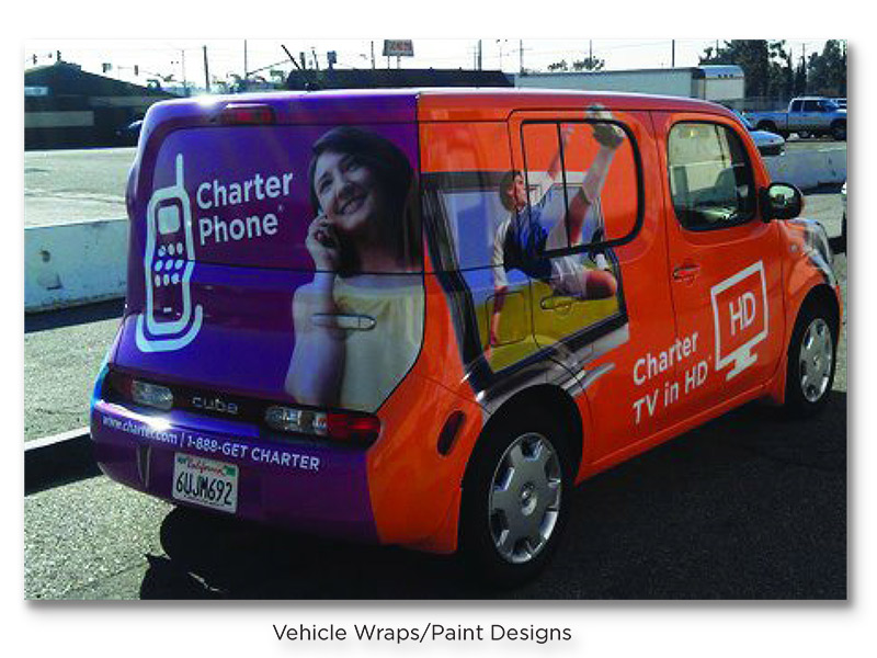Charter - Vehicle Wrap